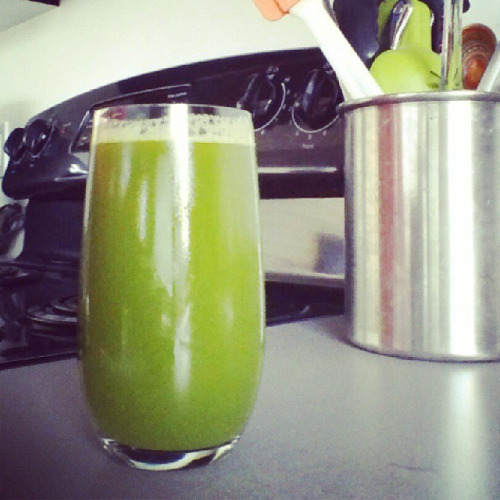 green smoothie recipe for pregnancy